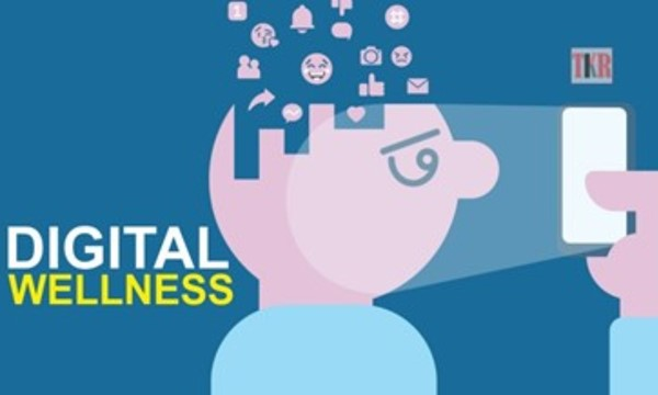 Digital Wellness lunch-and-learn