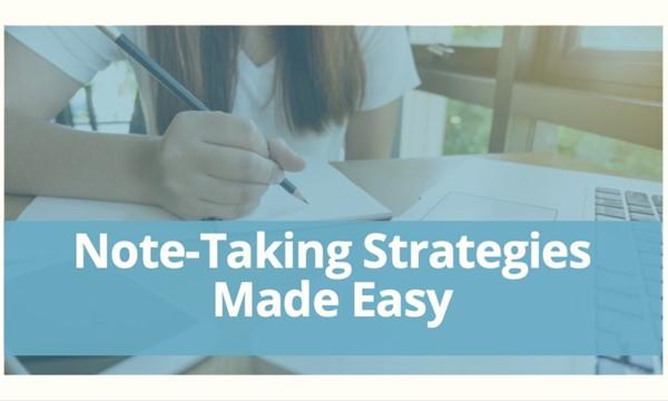 Note-Taking Strategies</body></html>