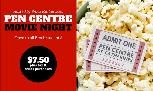 Pen Centre Movie Night