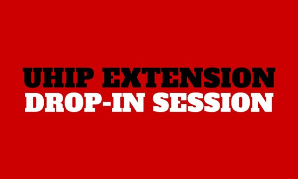 UHIP extension drop-in session