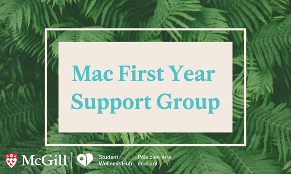 Mac First Year Support Group