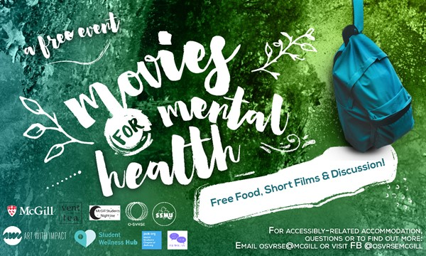 Movies 4 Mental Health Event
