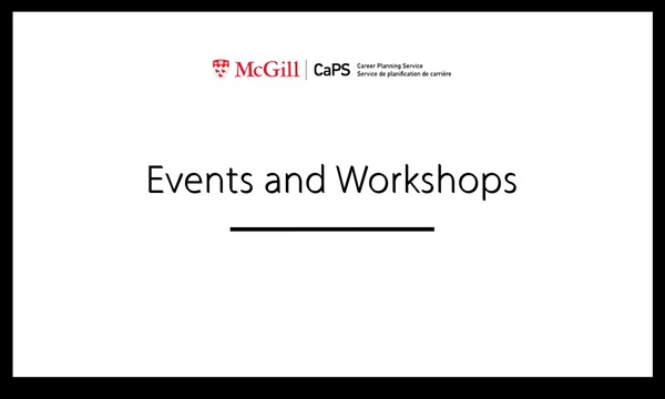 Online - Coffee with Career Advisors (Networking Theme)