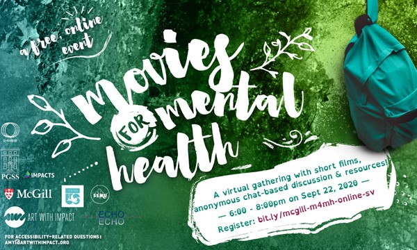 Movies for Mental Health (Supportive Communities for Survivors)