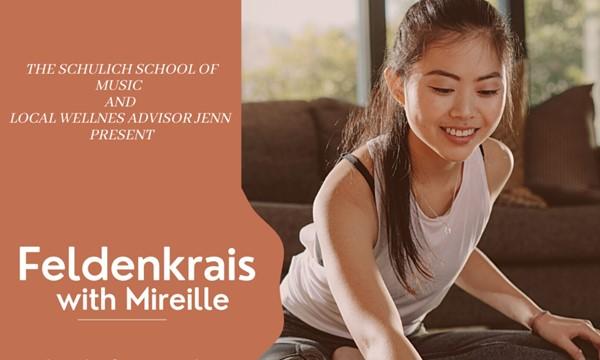 Virtual Feldenkrais for Schulich School of Music Students