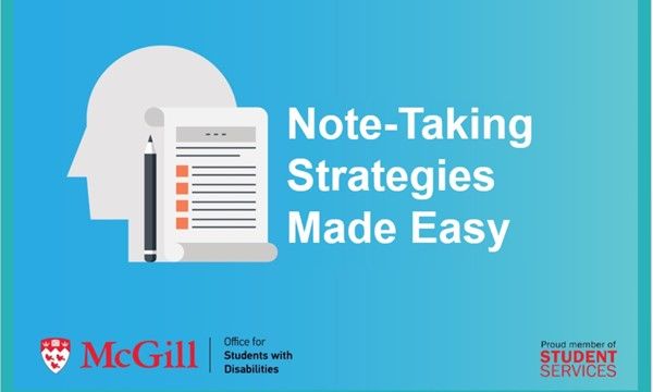 Note-Taking Strategies Made Easy