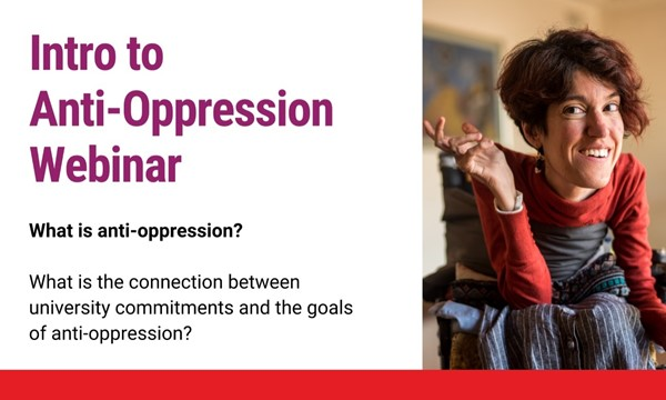 Introduction to Anti-Oppression