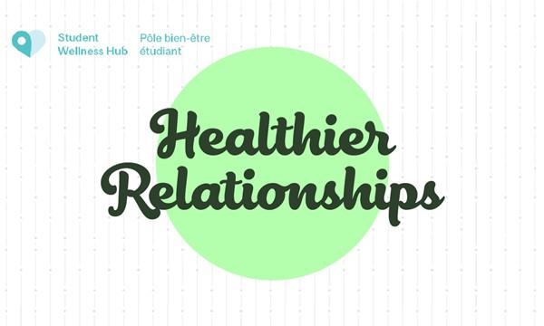 The Skills for Healthier Relationships Workshop