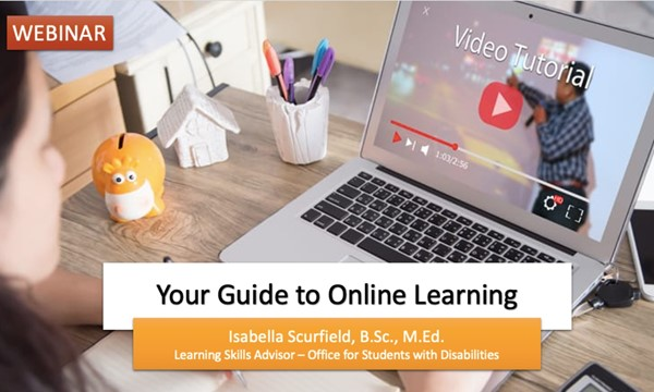 Your Guide to Online Learning
