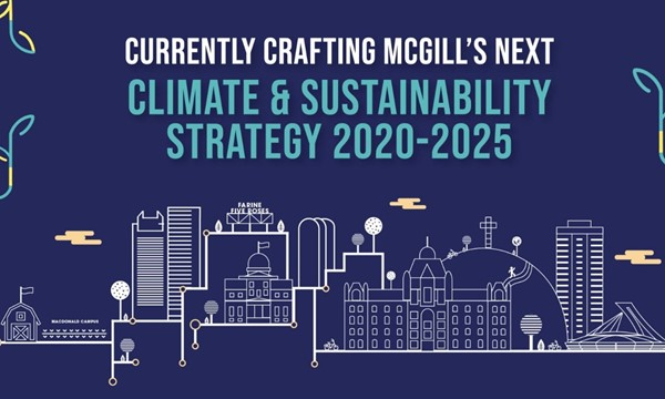 Climate & Sustainability Strategy Open Consultation