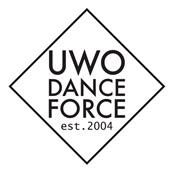 Logo for Dance Force - UWO