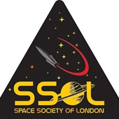 Logo for Space Society of London