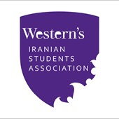 Logo for Western Iranian Student Association (Persian Club)