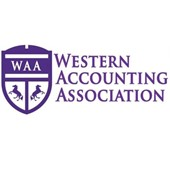 Logo for Western Accounting Association