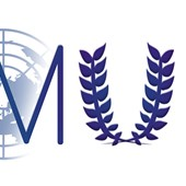 Logo for Model United Nations Society