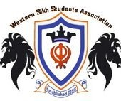 Logo for Western Sikh Students Association