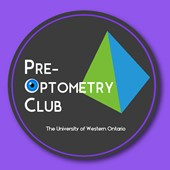 Logo for Pre-Optometry Club