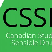 Logo for Canadian Students for Sensible Drug Policy