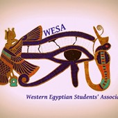 Logo for Western Egyptian Student Association
