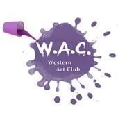 Logo for Western Art Club