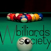 Logo for Western Billiards Society