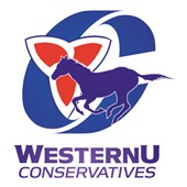 Logo for UWO Conservatives