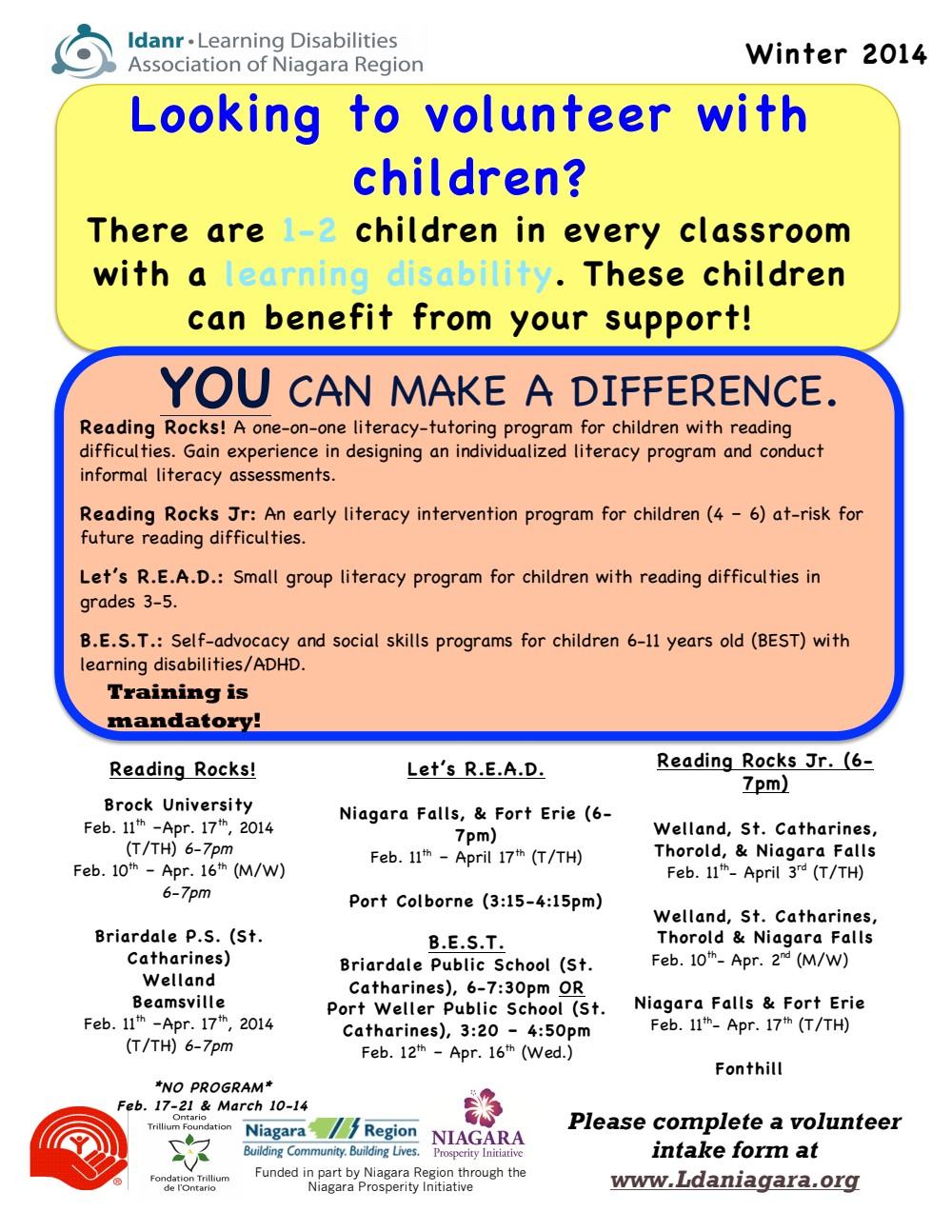 Literacy & Social Skills Program for Children with Learning