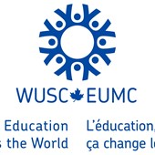 Logo for World University Service of Canada