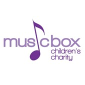 Logo for Music Box Children's Charity - Western