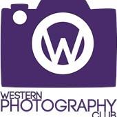 Logo for Western Photography Club