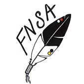 Logo for Indigenous Student Association (First Nations)