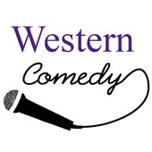 Logo for The Comedy Club