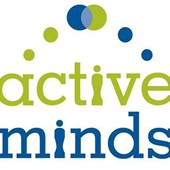 Logo for Active Minds at UWO