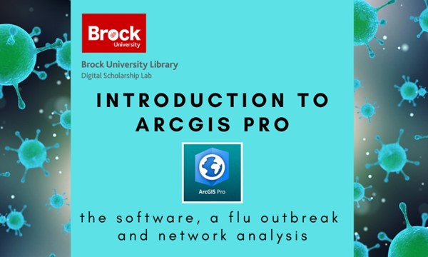 Introduction to ArcGIS Pro