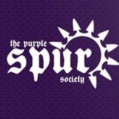 Logo for Purple Spur Society