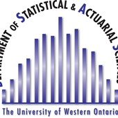 Logo for Actuarial and Statistical Undergraduate Association