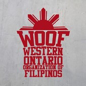 Logo for Western Ontario Organization of Filipinos