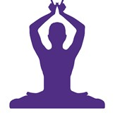 Logo for Purple Yogis