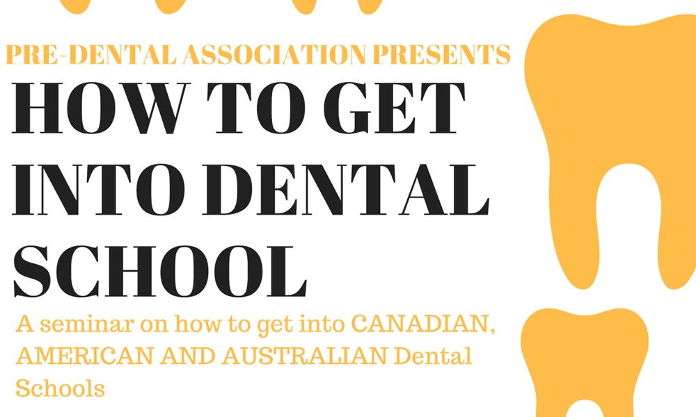 How to Get Into Canadian, American and Australian Dental