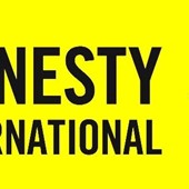 Logo for Amnesty International at Western